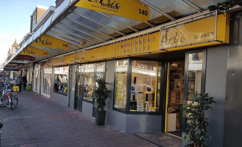 Afbeelding hoeben winkel